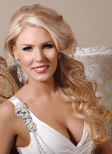 Gretchen Rossi at the Sophisticate Magazine Photo Shoot